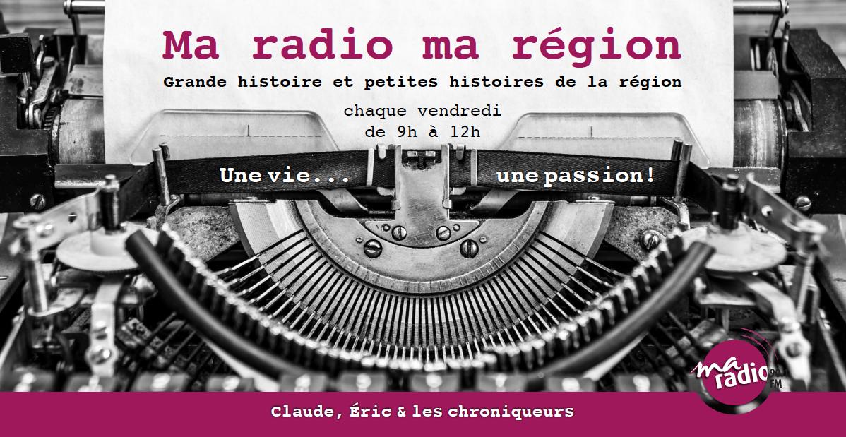 Ma radio, ma région